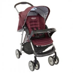 Прогулочная коляска Graco. Цвет: коричневый