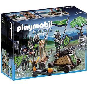 PLAYMOBIL 6041 Рыцари: Катапульта Рыцарей Волка PLAYMOBIL®