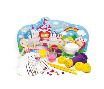 Игровой набор глины для творчества Princess Play Angel Clay