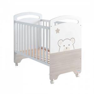 Детская кроватка  Bubu 120х60 Micuna