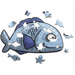 Пазл WoodLand Toys Рыбка