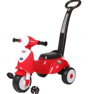 Каталка Smart Trike, цвет: красный Baby Care