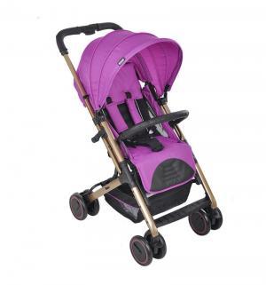Прогулочная коляска  Navarra, цвет: фиолетовый Pituso