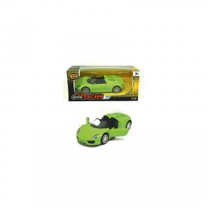 Инерционная машинка  Toys Драйв Collection, 1:34 (зеленая) Yako