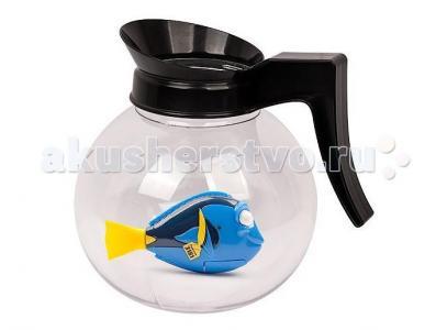 Интерактивная игрушка  Dory Роборыбка Дори и аквариум-кофейник Robofish