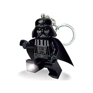 Брелок-фонарик для ключей  Star Wars Darth Vader LEGO