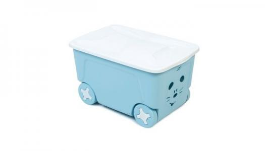 Ящик для хранения на колесиках Cool 50 л Little Angel