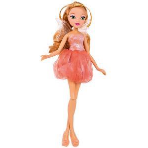 Кукла  Бон Флора Winx Club. Цвет: разноцветный