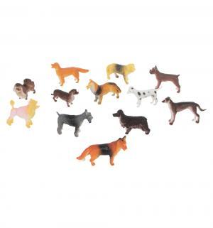 Игровой набор  Диалоги о животных Собаки 12 шт Играем Вместе