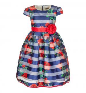 Платье , цвет: синий M&D