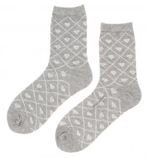 Носки Женские штучки, цвет: темно-синий/розовый