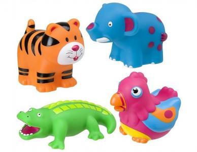 Игрушки для ванной Джунгли Alex