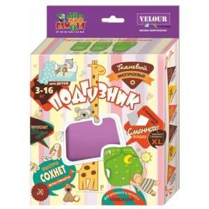Подгузник  многоразовый Premium Velour +1 вкладыш желтый игрушки/животные () 1 шт. Bamboola