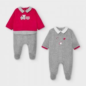 Newborn Полукомбинезон для мальчика 2 шт. 2774 Mayoral