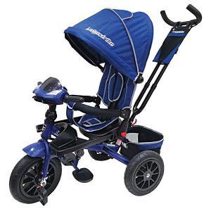 Трехколесный велосипед  12/10 Lexus Trike. Цвет: темно-синий