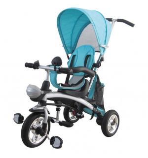 Велосипед-беговел  Mega Lexus Trike, цвет: azure Sweet Baby