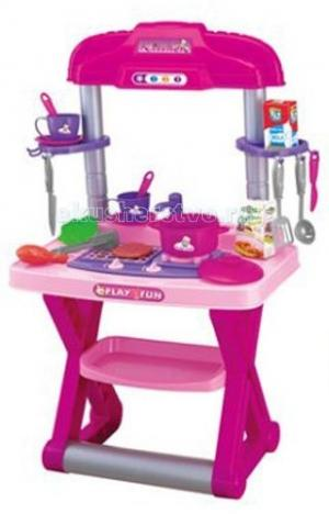 Игровой набор Кухня со звуком 661-61/661-61A Игралия