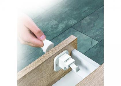 Блокировка магнитная с ключом 2 шт. Safe&Care