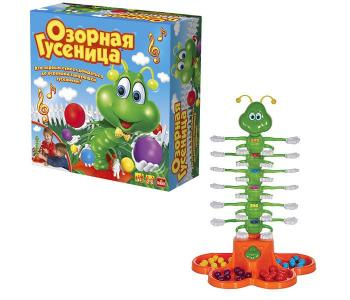 Интерактивная игрушка  Озорная гусеница Goliath