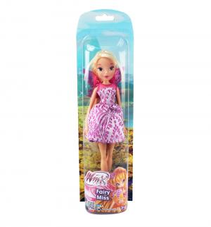 Кукла  Мисс Винкс Стелла 28 см Winx