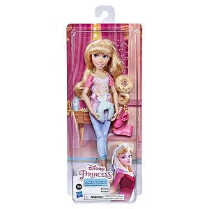 Кукла Принцесса Дисней Комфи Аврора Hasbro. Цвет: altrosa/schwarz