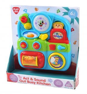 Развивающая игрушка  Маленькая кухня 15.8 см Playgo