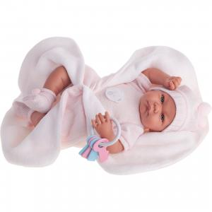 Кукла Фернанда в розовом, 40 см, Munecas Antonio Juan