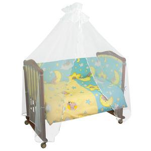 Комплект в кроватку Сонный гномик Сыроежкины сны (7 предметов) Тайна Снов