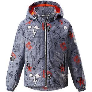 Куртка  для мальчика Lassie. Цвет: оранжевый