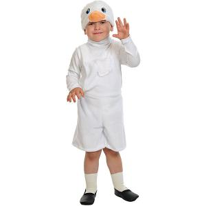 Карнавальный костюм  Гусёнок Карнавалофф. Цвет: разноцветный