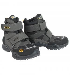 Ботинки , цвет: серый/черный Imac