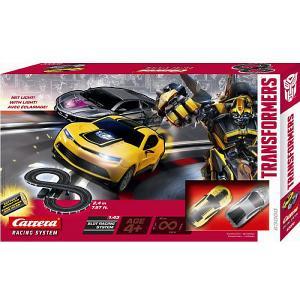 Автотрек  GO!!! Трансформеры Racing System, 1:43 Carrera