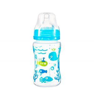 Бутылочка  с широким горлышком полипропилен рождения, 240 мл Babyono