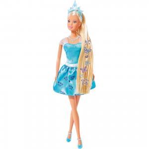 Кукла Штеффи с наклейками для волос, 29 см, Simba