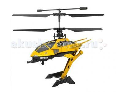 Вертолет ИК Fly-0240 трансформация хвоста От винта!