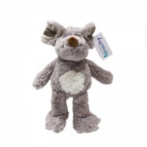 Мягкая игрушка  Мышь сидящая 28 см Teddykompaniet