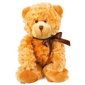 Мягкая игрушка  Плюшевый мишка Гарри 23 см, карамельный Teddykompaniet. Цвет: коричневый