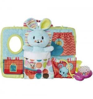 Развивающая игрушка  Первый плюшевые друзья Зайка Playskool