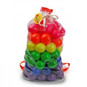 Набор мячиков Мультишар (150 деталей) Росигрушка