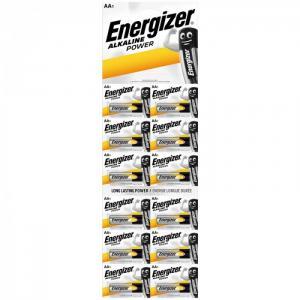Батарейка Power АА (LR06) алкалиновая 12BL Energizer