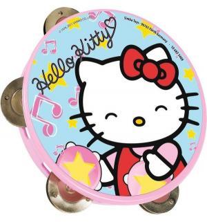 Тамбурин , d=15 см Hello Kitty