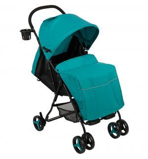 Прогулочная коляска  1008, цвет: голубой/мелодия Glory