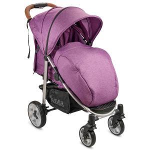 Прогулочная коляска  Corso, цвет: viola argento Nuovita