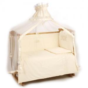 Комплект в кроватку Leader Kids Королевские сны (7 предметов) Lider