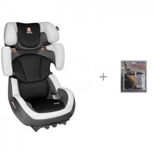 Автокресло  Step 23 и АвтоБра Защита спинки сиденья от грязных ног ребенка Renolux