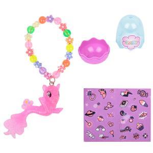 Игровой набор  Пони с аксессуарами (розовая) Игруша
