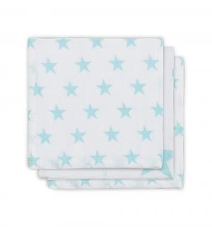 Комплект  Stars полотенце 3 шт 30 х см, цвет: зеленый Jollein