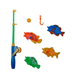 Игра-рыбалка  Ну, погоди! 1Toy