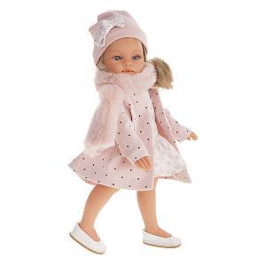 Кукла Juan Antonio Munecas Ракель, 33см.. Цвет: розовый/розовый