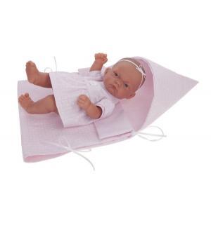 Кукла  Алисия младенец 26 см Juan Antonio